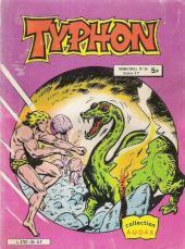 Typhon -34- La périlleuse mission de Morgyn