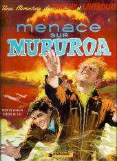 Tanguy et Laverdure -12b1980- Menace sur Mururoa