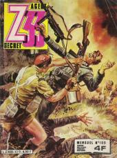 Z33 agent secret -109- Le cuisinier du Maréchal