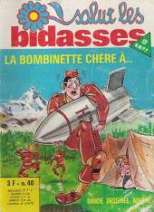 Salut les bidasses -40- La Bombinette chère à...