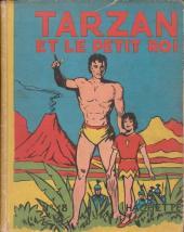 Tarzan (Hachette) -8- Tarzan et le petit roi