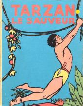 Tarzan (Hachette) -9- Tarzan le sauveur