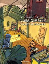 Graindazur -1- Carnet de brousse