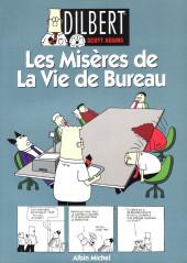 Dilbert (Albin Michel) -1- Les misères de la vie de bureau