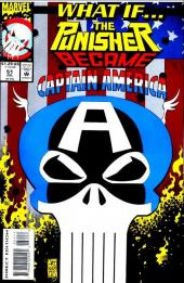 What If? vol.2 (1989) -51- What if... the punisher became captain america?