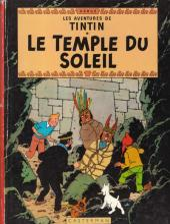 Tintin (Historique) -14B38bis- Le temple du soleil