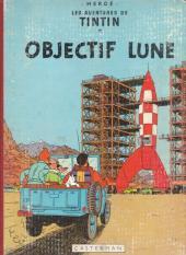 Tintin (Historique) -16B23- Objectif lune