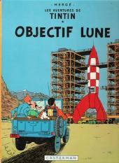 Tintin (Historique) -16B35bis- Objectif lune