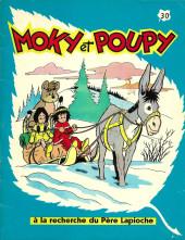 Moky et Poupy -30- Moky et Poupy à la recherche du père Lapioche
