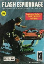 Flash espionnage (1re série - Arédit) -61- Roulette Russe 1/2