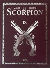 Le scorpion -9TT- Le Masque de la Vérité