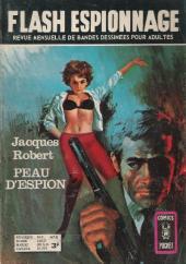 Flash espionnage (1re série) -43- Peau d'espion