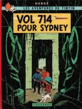 Tintin (Historique) -22B39- Vol 714 pour Sydney