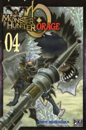 Monster Hunter Orage -4- Tome 4
