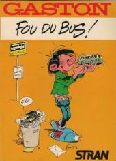 Gaston (Hors-série) -FB32- Fou du bus - STRAN