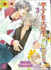 Tyrant who fall in love (The) -3- Tome 3