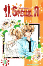 Special A -11- Tome 11