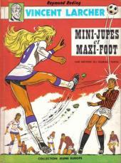 Vincent Larcher -4'- Mini-jupes et maxi-foot
