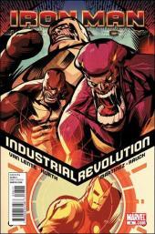 Iron Man Legacy (2010) -8- Industrial revolution part 3 : jury-rigged