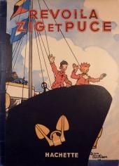 Zig et Puce (Hachette) -12- Revoilà Zig et Puce