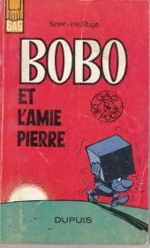 Bobo -8GP- Bobo et l'amie pierre