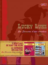 Lucky Luke - Les Dessous d'une création (Atlas) -15- L'héritage de Rantanplan / La guérison des Dalton