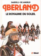 Iberland -1- Le royaume du soleil
