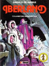 Iberland -3- La nuit des anges dechus
