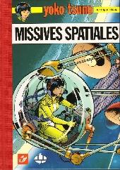 Yoko Tsuno -HS2TT- Missives spatiales