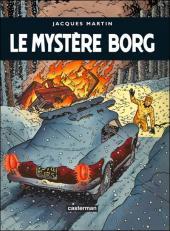 Lefranc -3TL- Le mystère Borg