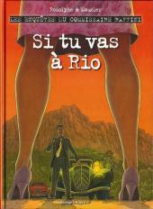 L'homme au bigos (Les Enquêtes du commissaire Raffini) -10- Si tu vas à Rio