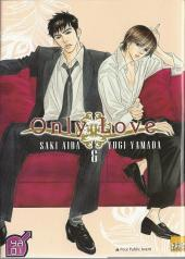 Couverture de Only love