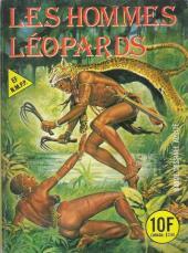 Série Jaune (Elvifrance) -143- Les hommes-léopards