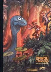Spirou et Fantasio -51TT- Alerte aux Zorkons