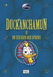 Enthologien -2- Duckanchamun - Im Zeichen der Sphinx