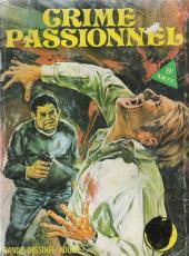 Histoires noires (Elvifrance) -19- Crime passionnel