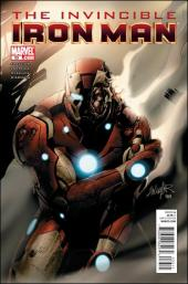 Invincible Iron Man (2008) -33- Stark resilient part 9 : the man in the box