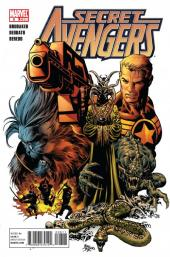 Secret Avengers (2010) -8- Eyes of the dragon (Part 3)