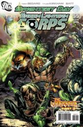 Green Lantern Corps (2006) -55- The Weaponer (Part 3)