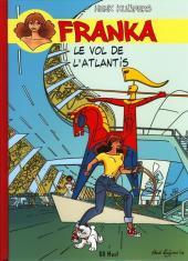 Franka (BD Must) -11TT05- Le Vol de l'Atlantis