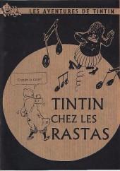 Tintin - Pastiches, parodies & pirates -8- Tintin chez les rastas