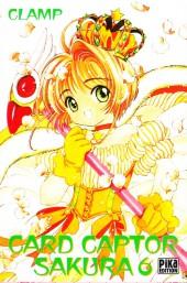 Card Captor Sakura -6- Tome 6