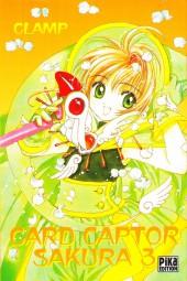 Card Captor Sakura -3- Tome 3