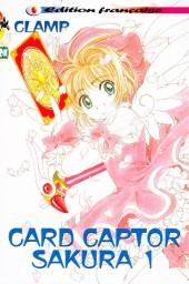 Card Captor Sakura -1- Tome 1