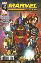 Marvel Universe (Panini - 2007) -24- War of Kings (7/7)