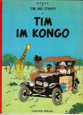 Tim und Struppi / Tim, der Pfiffige Reporter -2- Tim im Kongo