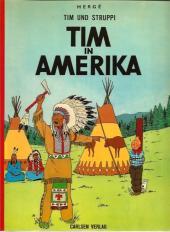Tim und Struppi / Tim, der Pfiffige Reporter -3- Tim in Amerika