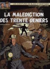 Blake et Mortimer (France Loisirs) -20- La Malédiction des trente deniers - Tome 2