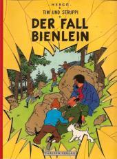 Tim und Struppi / Tim, der Pfiffige Reporter -18- Der Fall Bienlein