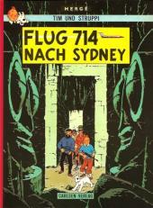 Tim und Struppi / Tim, der Pfiffige Reporter -22- Flug 714 nach Sydney